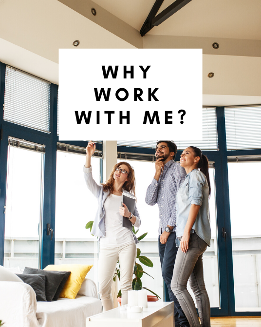 Why Work with Me? | Chelsie Dillon | Kansas City Homes